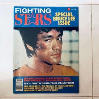 70s Bruce Lee magazine