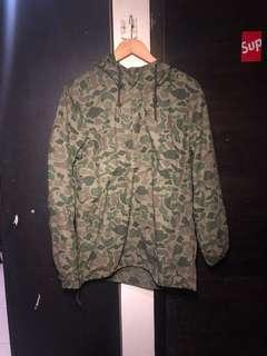 Bershka Cagoule jacket