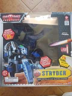 Stryder remote control Battle Robot