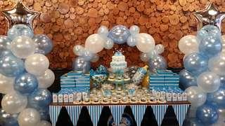 Baptismal Party Package