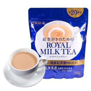 Japanese royal milk tea powder