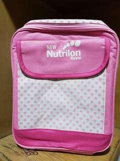 Insulated Lunch Bag Pink