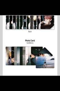 Wanna One Power of Destiny Kihno photocards