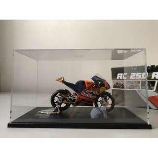 KTM RC250R 1:12+Tamiya Display Case