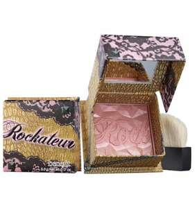 Benefit Rockateur Box o' Powder Blush