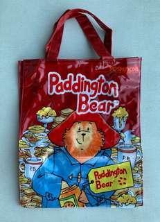🛍 100%全新 柏靈頓小熊 Paddington Bear 環保袋/手抽袋/手挽袋 Handbag