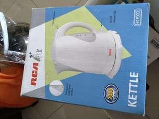 Rca kettle