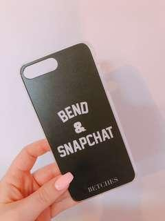 BRAND NEW: iPhone 6/7/8 Plus case - Betches Brand