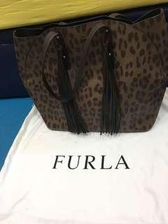 BN Authentic Furla Aurora M tote