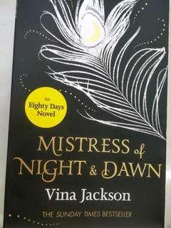 Vina Jackson Mistress of Night & Dawn