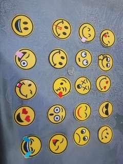 Iron on Patches Emoji