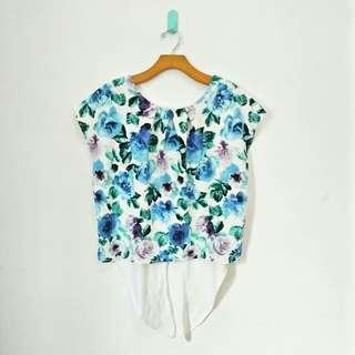 Blue Rose Crop