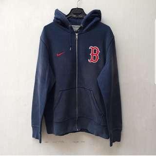 Nike Boston Zip Hoodie.