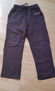 Guess Boy Drawstring Pants Sz 4