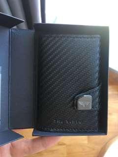 Tru Vertu Click & Slide wallet