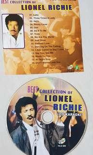 VCD Karaoke Lionel Ritxhie