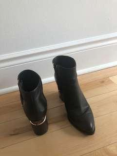 Alexander Wang Gabi boot size 37