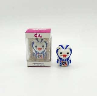 Bedok Mall SG Merlion in Rabbit Candy
