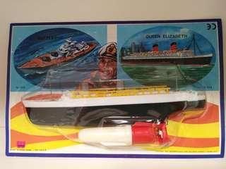 80年代懷舊港產英國郵輪