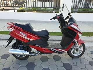 Modenas Elegan 200 (Year 2011) For Sale