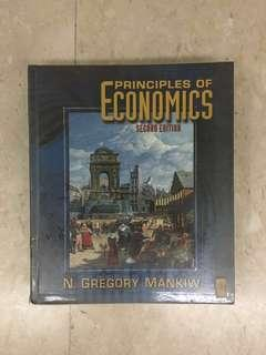 Principle of Economics by N. Gregory Mankiw