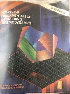 Engineering Textbook - Fundamentals of Engineering Thermodynamicsp
