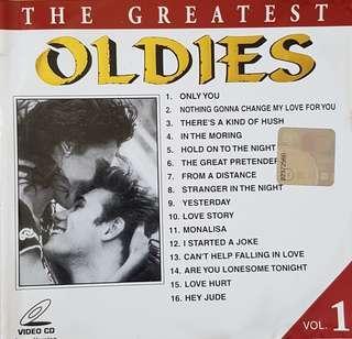 Karaoke VCD Greatest Ildies