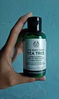 The Body Shop Tea Tree Toner 60ml