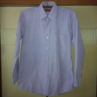 男裝    長袖    恤衫    shirt