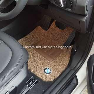 BMW 2 Series Gran Tourer (F46) 2017 - 2019 Car Mats