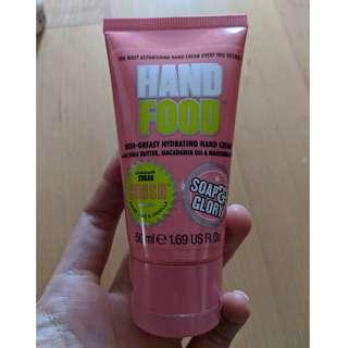 [Giveaway] Soap & Glory Hand Good Non-greasy Hydrating Hand Cream 50ml