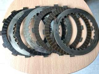 YAMAHA FZN150 V2 Clutch Plates