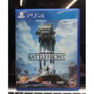 PS4 Starwar Battlefront 中英文版