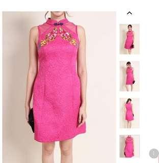 Neonmello cheongsam chinese new year cny dress