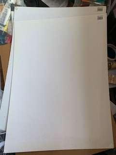 1mm clear PVC sheet a2
