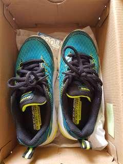 Skechers memory foam gel infused shoes