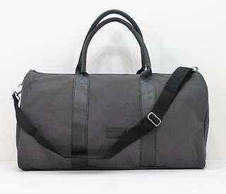 (INSTOCKS) AUTHENTIC DAVIDOFF DARK GREY DUFFEL BAG