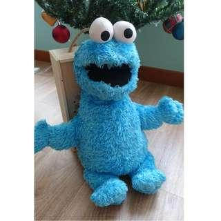 (Price Negotiable) Cookie Monster needs a new home