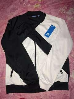 Adidas EQT SST TT Jacket (black/white)