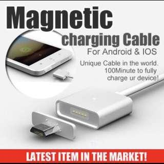 Clearance IOS magnetic charging cable
