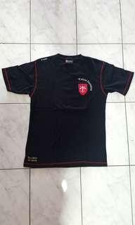 Calcio florentino lotto black tshirt