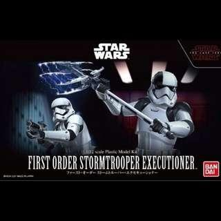 1/12 Star Wars First Order Stormtrooper Executioner