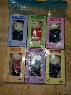 絕版地鐵MTR Hello Kitty