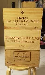 紅酒木箱(6支裝)