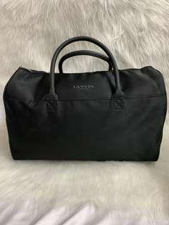 (INSTOCKS) LANVIN DUFFEL TRAVEL HAND CARRY