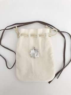 4 C ( Popular brand from Japan )Crystal Pendant