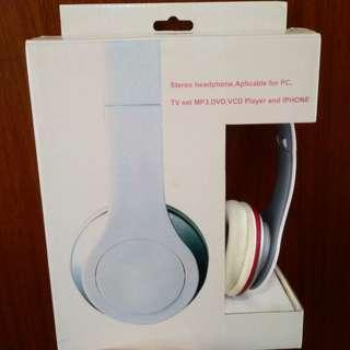 Headphone New 耳機