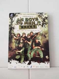 Ah Boys To Men 2 DVD Movie