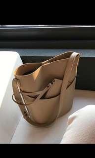 BN Beige Ulzzang Shoulder/Sling Bag