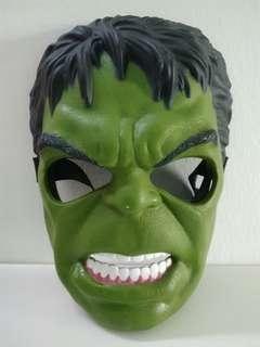 Marvel Avengers Hulk Hero Mask